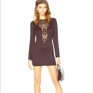Nasty gal Spring dress, black, S size